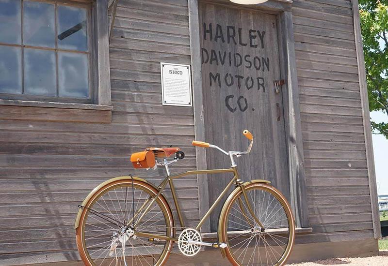 """Под маркой Harley-Davidson стали выпускать велосипеды <span class=""""color_red"""">- ФОТО</span>"""