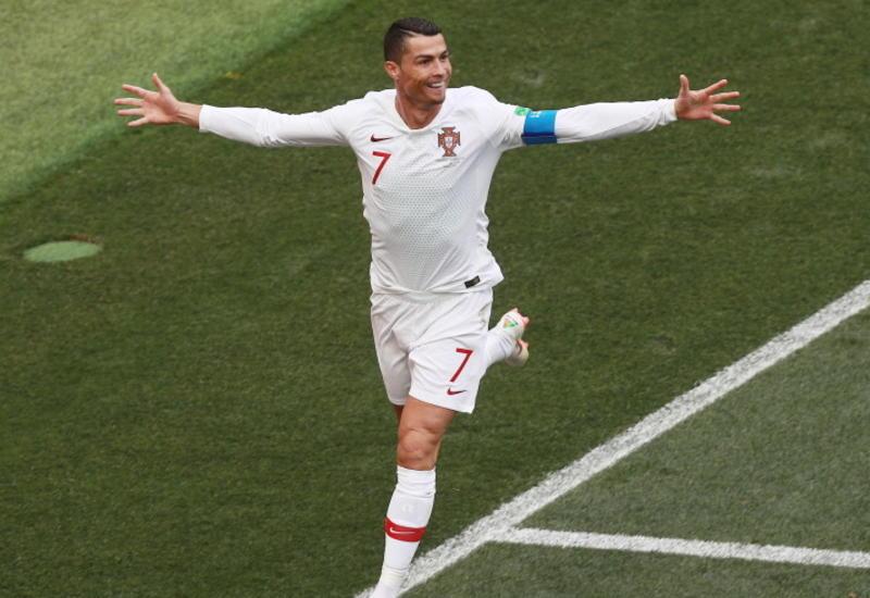 Снова Роналду: Португалия одержала тяжелую победу в матче с Марокко
