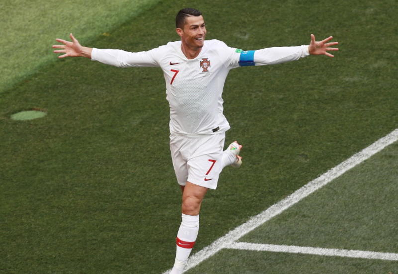 Снова Роналду: Португалия удержала тяжелую победу в матче с Марокко