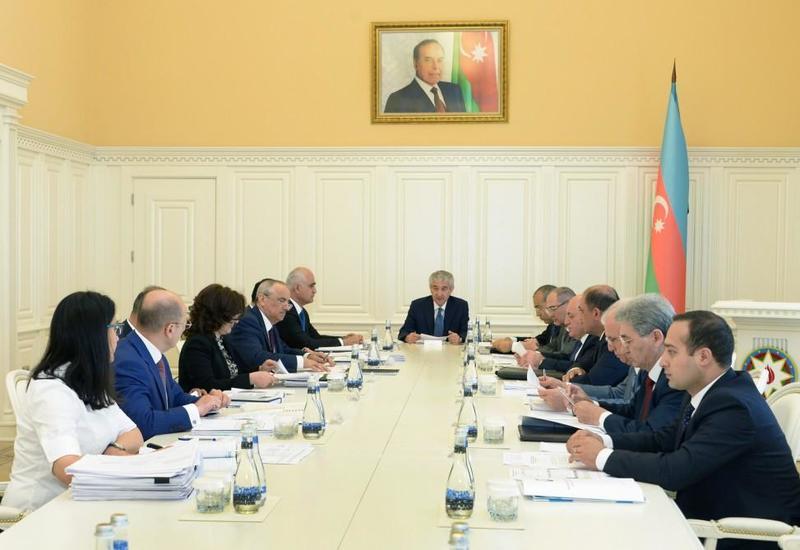 Али Ахмедов: В Азербайджане достигнуты определенные продвижения по пресечению неофициальной занятости
