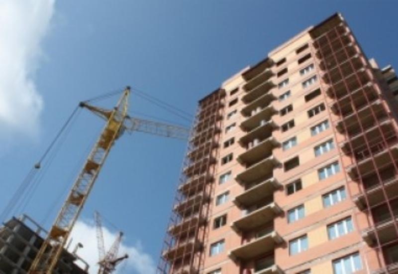 В Баку строится очередное здание для воспитанников детских учреждений