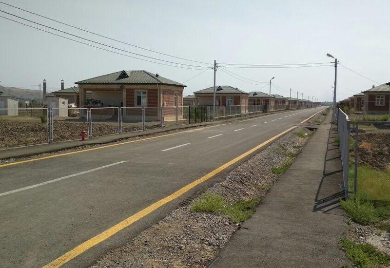 Госкомитет по делам беженцев о восстановлении села Джоджуг Марджанлы