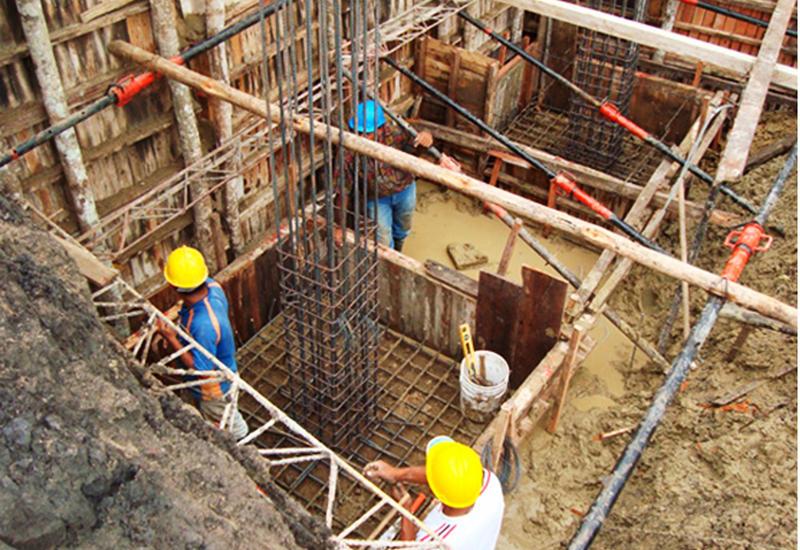 В Баку пресечено незаконное строительство многоэтажки