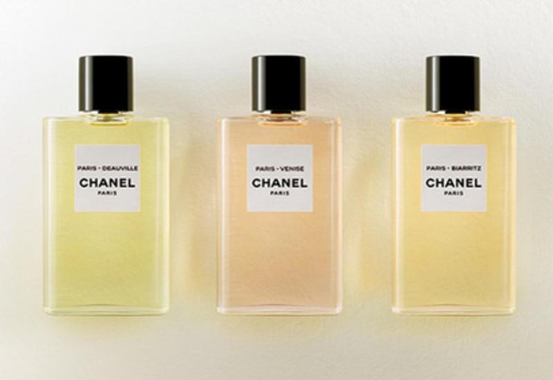 Любимым городам Габриэль Шанель посвятили ароматы