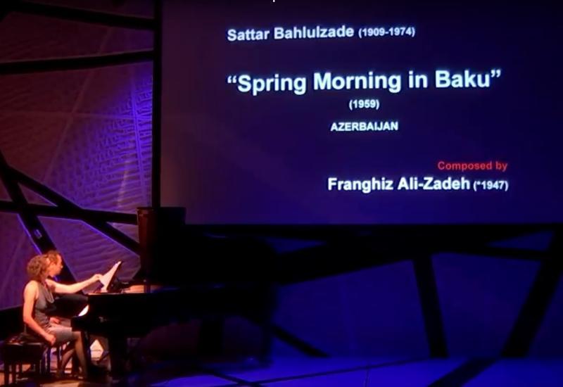 """Ещё один международный успех Франгиз Ализаде в новом проекте американского дуэта <span class=""""color_red"""">- ФОТО</span>"""