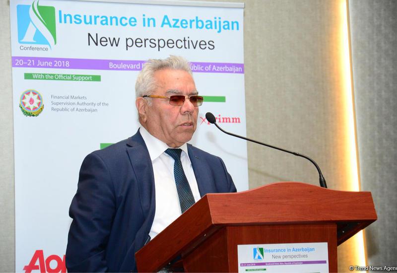 Зияд Самедзаде: Азербайджан может значительно увеличить сборы по страхованию недвижимости