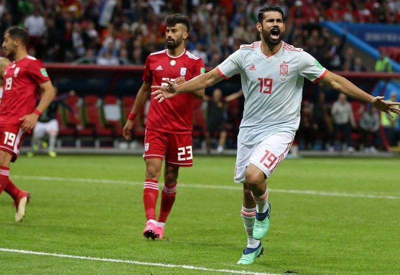 ЧМ-2018: Иран дал бой Испании