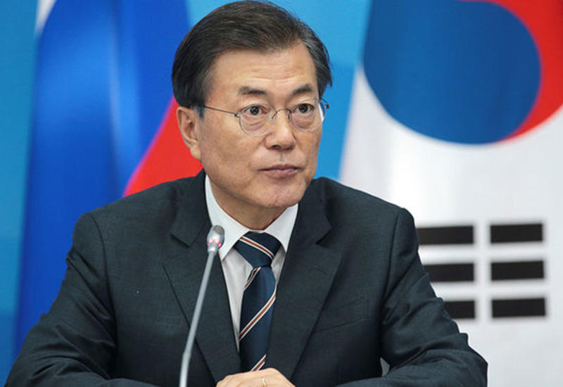 Мун Чжэ Ин заявил об окончании вражды с КНДР