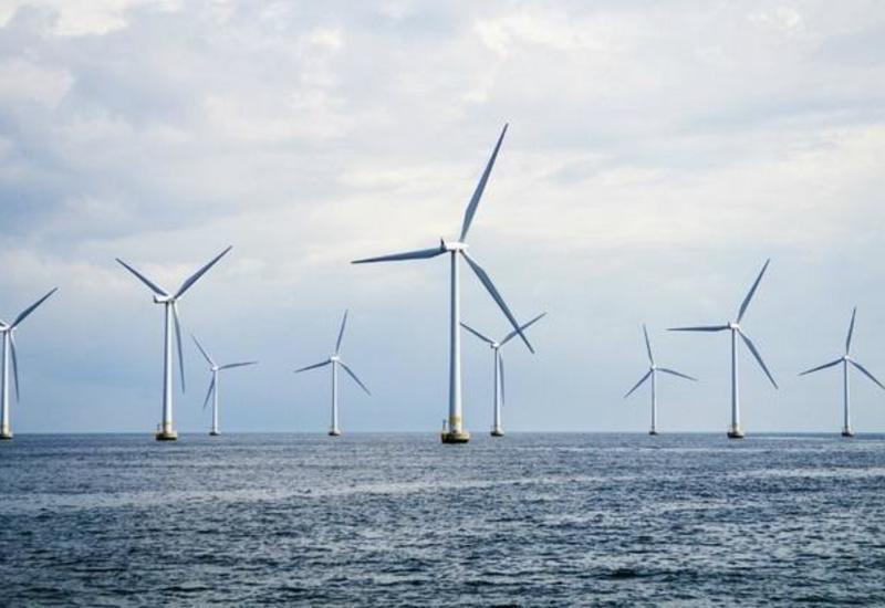 В Турции построят ветряные электростанции на море