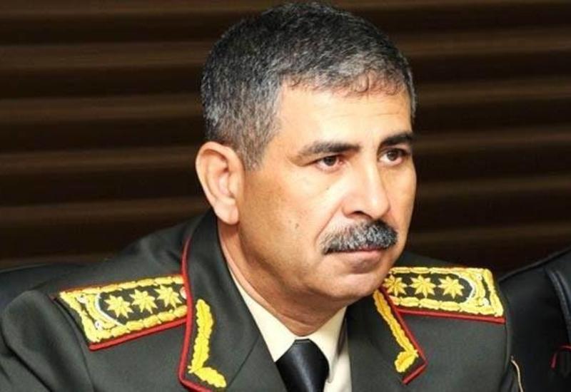 Закир Гасанов: Благодаря уверенным шагам Верховного главнокомандующего Ильхама Алиева уровень оборонной мощи Азербайджана вызывает гордость