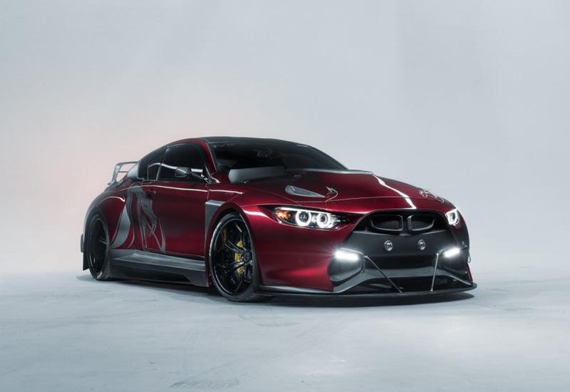 """Американцы построили самую хардкорную модификацию BMW M4 <span class=""""color_red"""">- ФОТО</span>"""