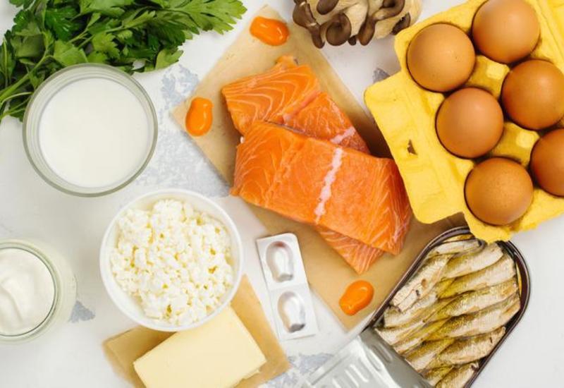 13 главных витаминов и откуда их можно получить