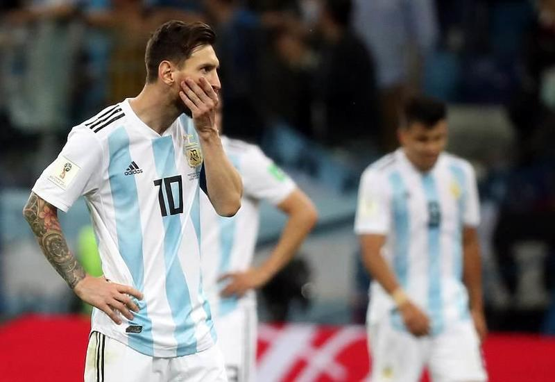 "Messili Argentinanın ""qara"" ümidi"
