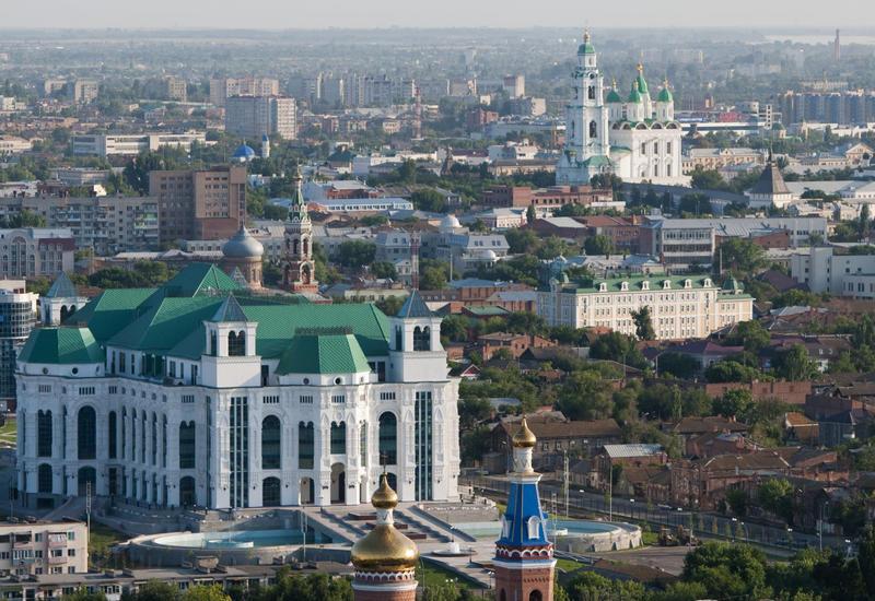 Еще один торговый дом Азербайджана откроется в Астрахани