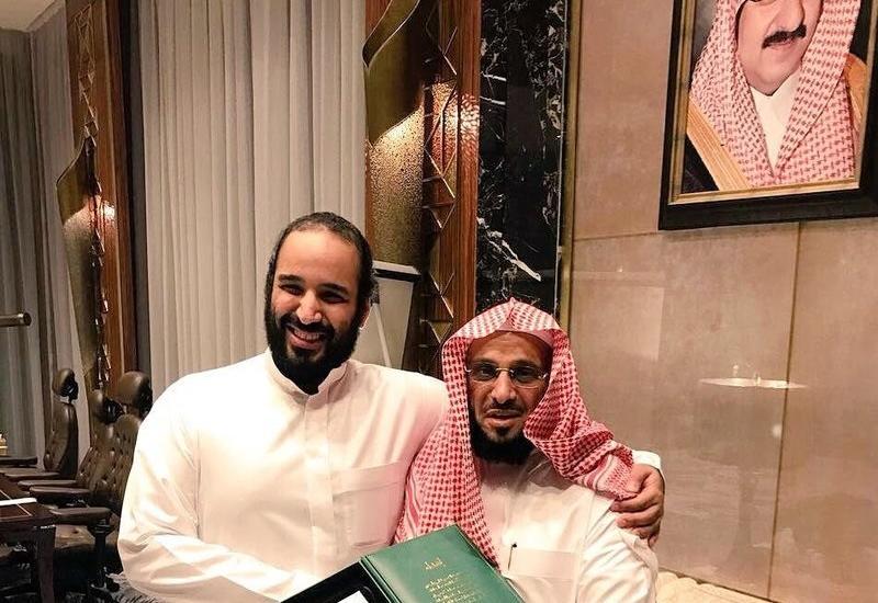 """Саудовский шейх аль-Карни: «Любую проблему с женой можно решить за 5 минут!» <span class=""""color_red"""">- ФОТО</span>"""