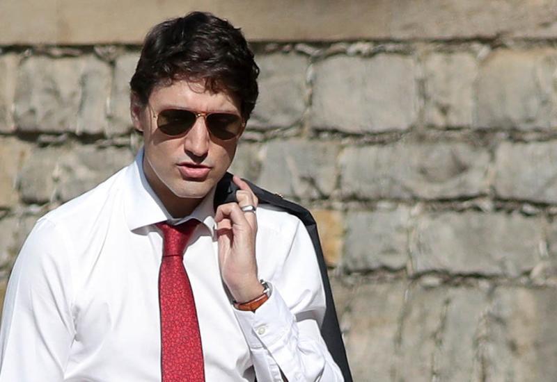 Премьер-министра Канады оштрафовали на $100