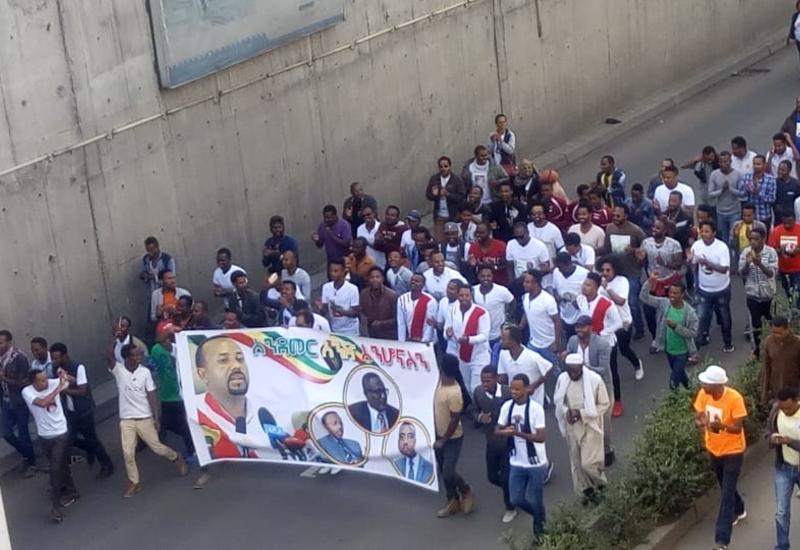 В Эфиопии прогремел взрыв на митинге в поддержку нового премьер-министра