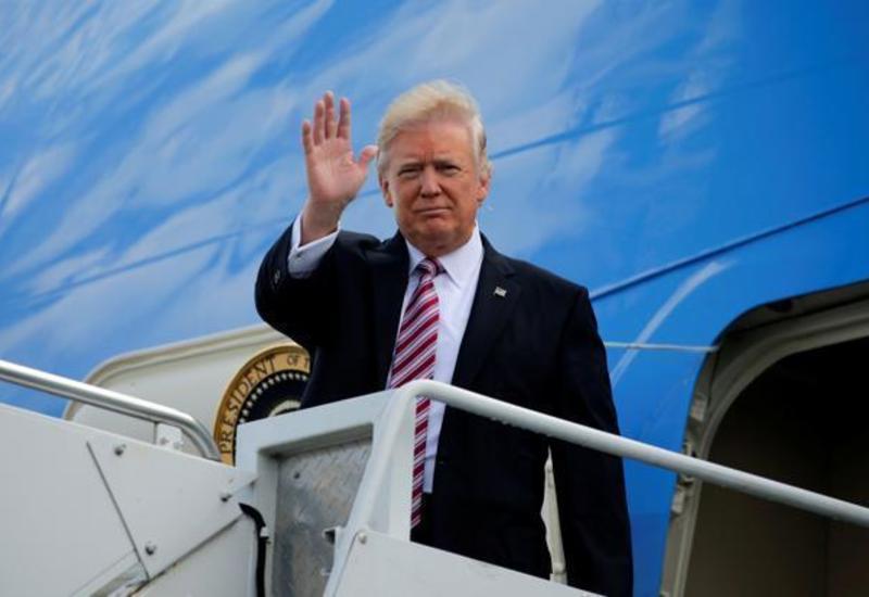Трамп совершит свой первый визит в Австралию