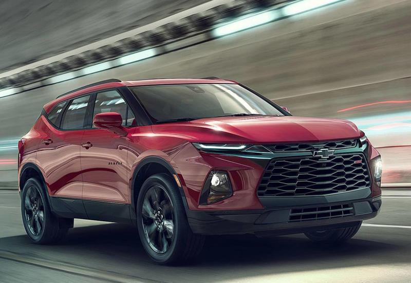 """Chevrolet представила абсолютно новый кроссовер с известным именем <span class=""""color_red"""">- ФОТО</span>"""