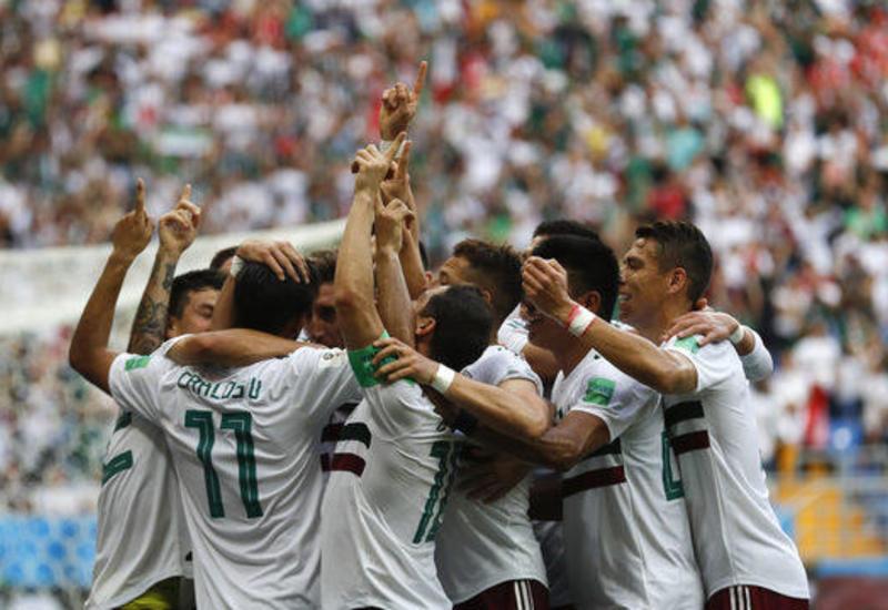ЧМ-2018: Мексика в шаге от плей-офф