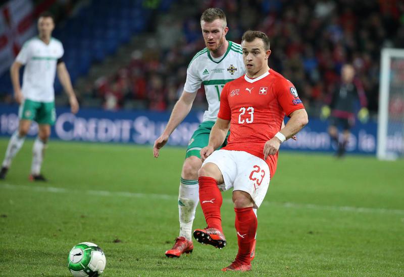 ЧМ-2018: Напряженный матч Сербии и Швейцарии
