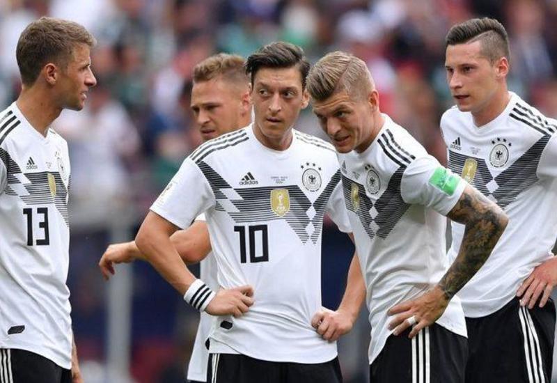 Германия вырвала победу у Швеции на ЧМ-2018