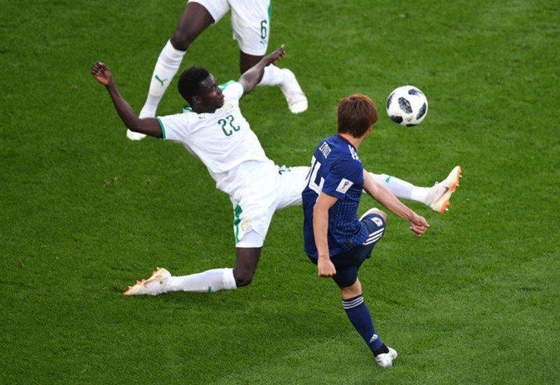 "ЧМ-2018: Сенегал против Японии <span class=""color_red"">- ИТОГИ МАТЧА</span>"