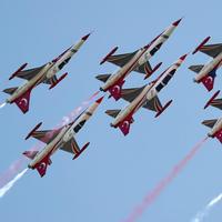 В небе над Баку состоятся показательные полеты «Соло Тюрк» и «Турецкие звезды»