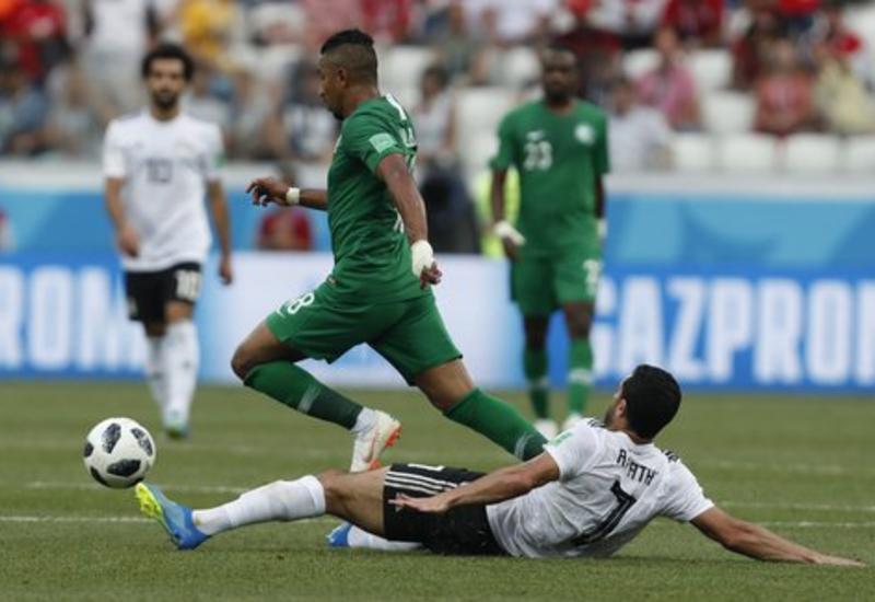 Саудовская Аравия вырвала победу у Египта на ЧМ-2018