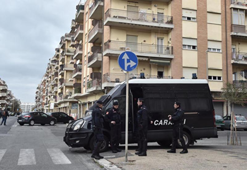 В Италии задержали подозреваемого в подготовке терактов в Европе