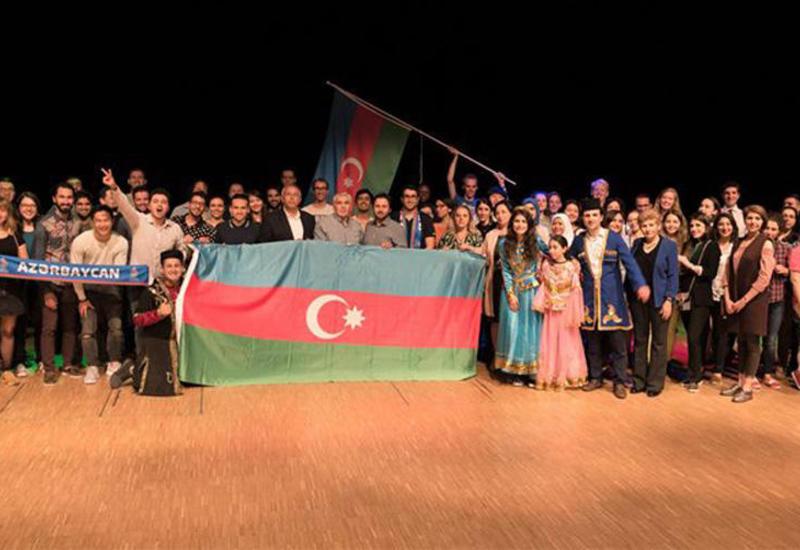 Niderlandda Azərbaycan mədəniyyət gecəsi keçirilib