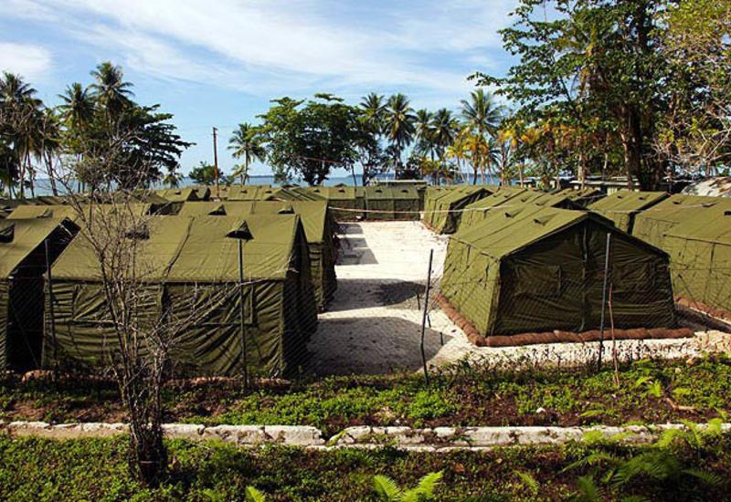 Ливия выступила против лагерей беженцев на своей территории