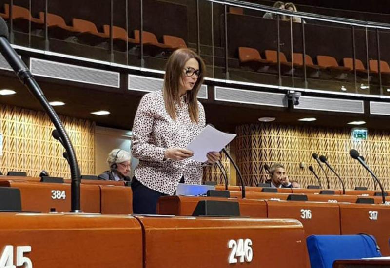 Ганира Пашаева призвала отказаться от двойных стандартов в отношении Азербайджана