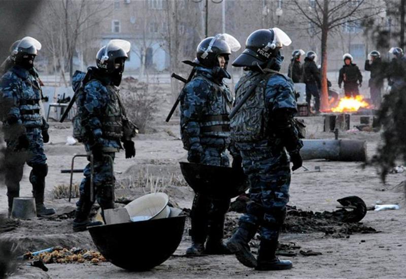 Спецоперация в Казахстане, задержаны террористы
