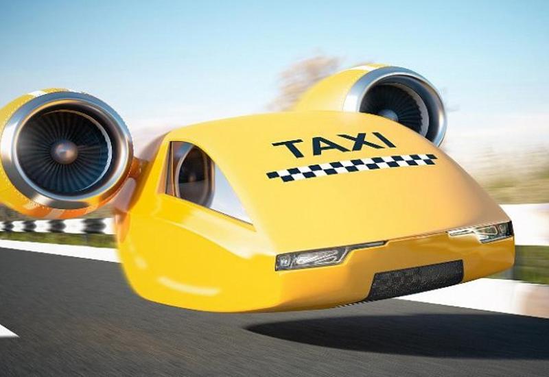 В Германии начнут тестировать летающее такси