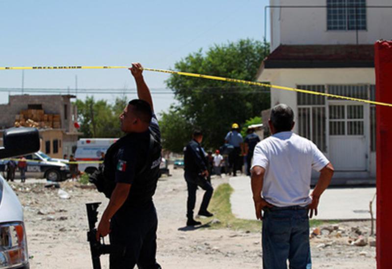 В Мексике арестовали всю полицию одного из городов