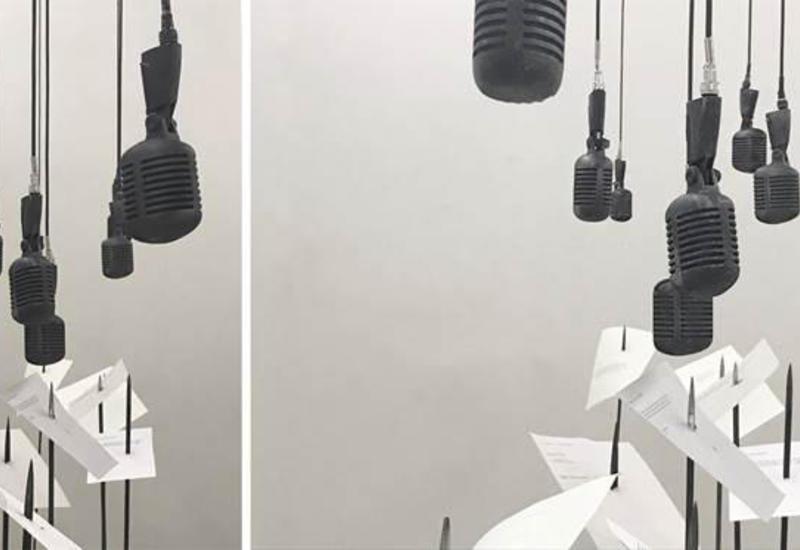 YARAT представит выставку всемирно известной индийской художницы Шилпы Гупты