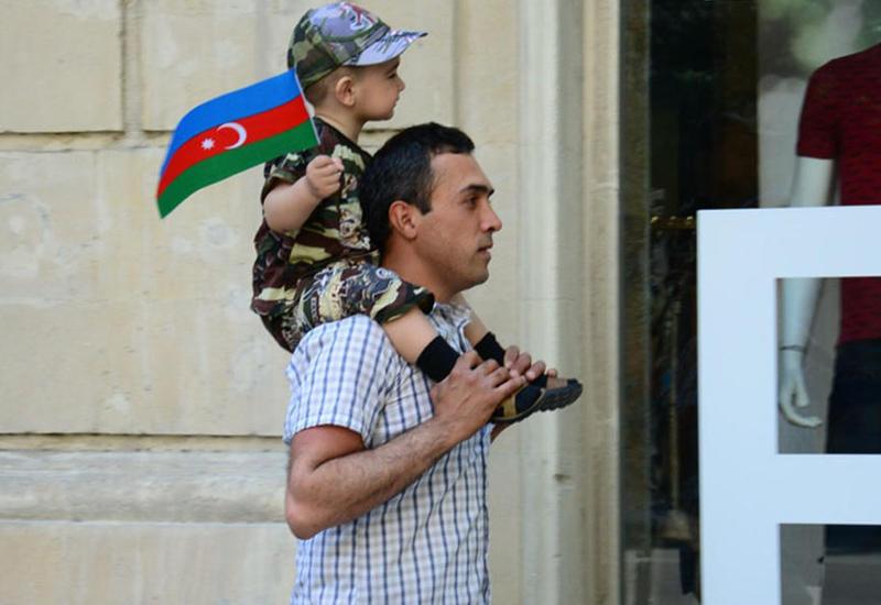 Празднование Дня Вооруженных сил и 100-летия создания ВС Азербайджана