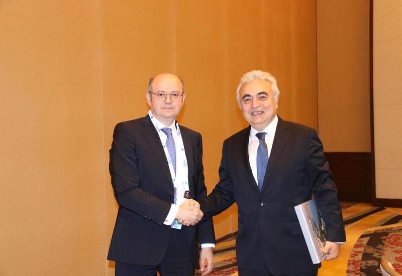 Исполнительный директор Международного энергетического агентства посетит Баку
