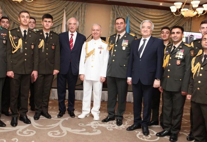 B Москве отметили 100-летие Вооруженных сил Азербайджана