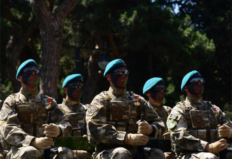 Азербайджанские военные примут участие в параде в Пакистане