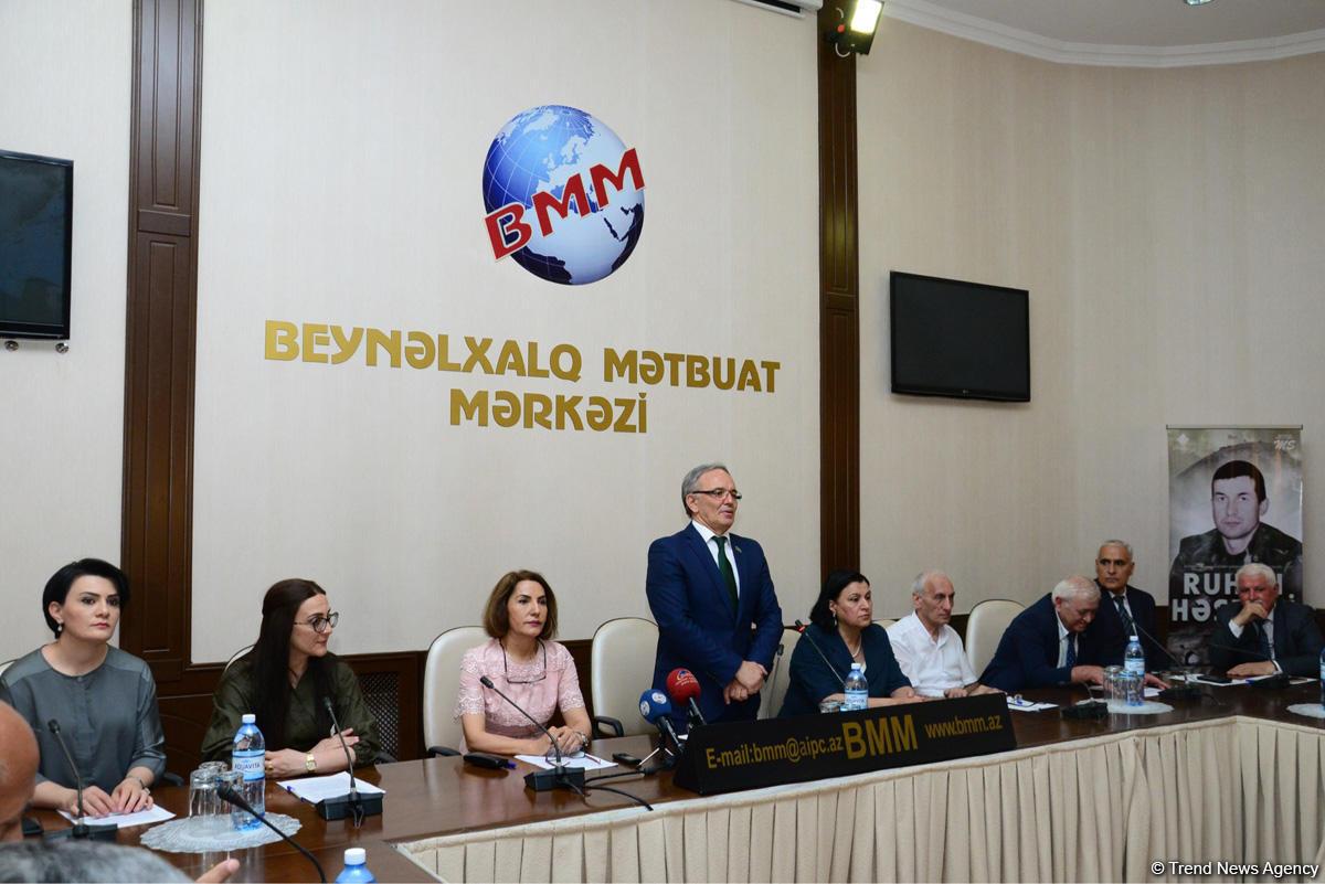 Афлатун Амашев: Военный парад еще раз показал, что Азербайджан освободит свои земли от оккупации