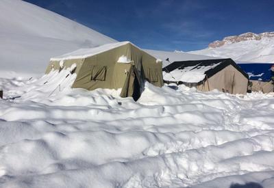 Объявлена причина смерти погибших в Губе альпинистов