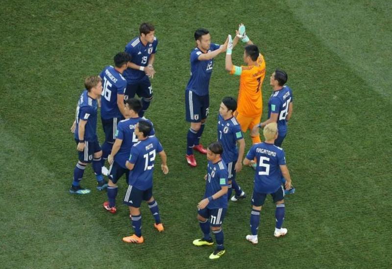 Япония проиграла Польше, но смогла выйти в 1/8 финала ЧМ-2018