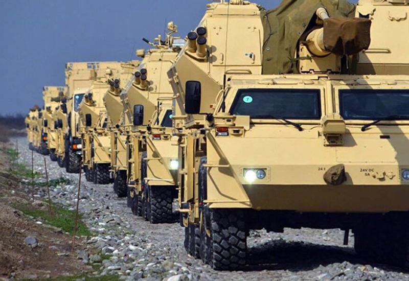 Азербайджанская армия не дает противнику вздохнуть