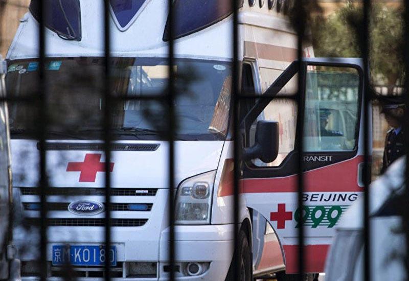 Çində ağır yol qəzası: 18 nəfər öldü