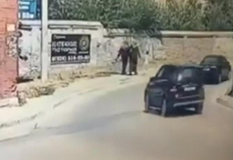 В Дагестане подросток на папином джипе насмерть сбил бабушку с внучкой