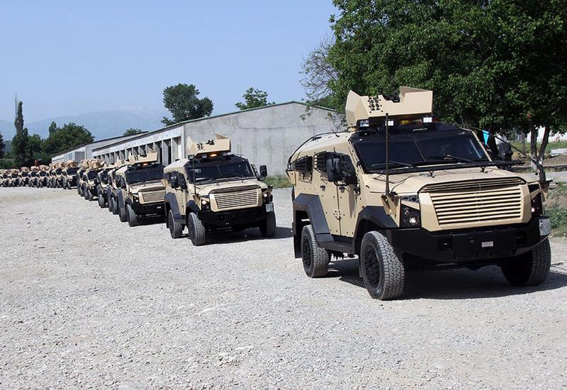 Азербайджан проводит масштабную перегруппировку войск