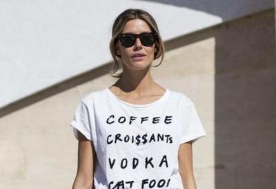 """Как носить оверсайз-футболки, чтобы быть не только модной, но и женственной <span class=""""color_red"""">- ФОТО</span>"""