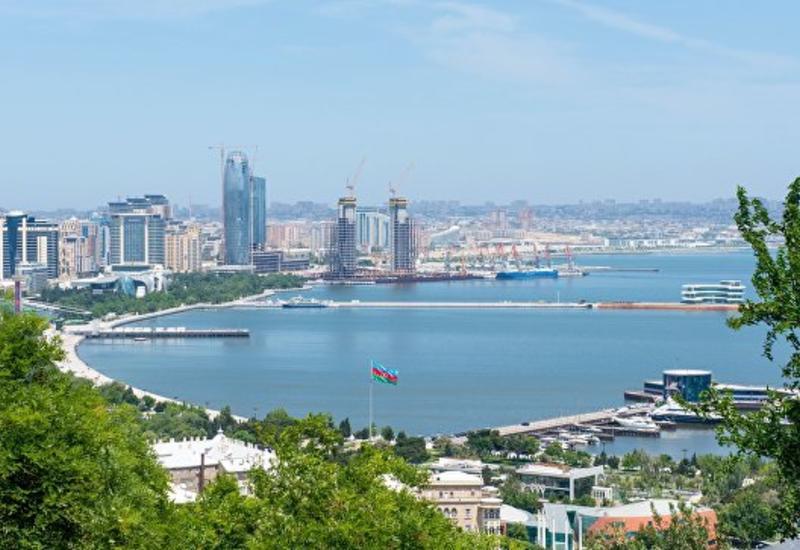 Прогноз погоды в Баку